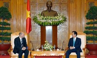 Premierminister Nguyen Tan Dung empfängt Leiter der russischen Behörde für Korruptionsbekämpfung