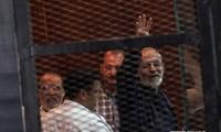 Ägypten verurteilt fast einhundert Mursi-Anhänger zu Haftstrafen
