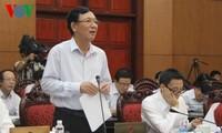 Ständiger Parlamentsausschuss diskutiert den Entwurf über Erneuerung von Lehrbüchern
