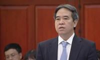 Gouverneur der Staatsbank spricht über Problemschulden und Umstrukturierung des Bankensystems