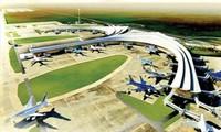 Premierminister billigt den Bericht über den Bau des Flughafens Long Thanh