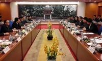 Laos schätzt Erfahrungen Vietnams in der Finanzverwaltung