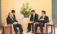 Vietnam und Japan verstärken ihre umfassende Zusammenarbeit