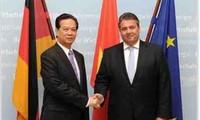 Deutsche Zeitungen berichten weiter über die Europa-Reise des Premierministers Nguyen Tan Dung