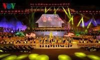 Eröffnung des 1. Kulturfestes der Volksgruppe Thai