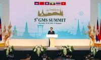 Konferenz über Dialog und Zusammenarbeit an Mekong und Lancang
