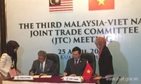 Vietnam und Malaysia verstärken Wirtschaftszusammenarbeit