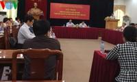"""Sitzung der Verwaltungsabteilung für die Kampagne """"Vietnamesen bevorzugen vietnamesische Waren"""""""