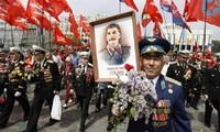 Vietnamesische Zeitungen loben den Sieg über den Faschismus