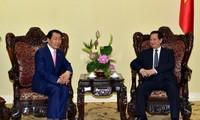 Vietnam und Südkorea verstärken Zusammenarbeit