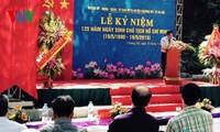 125. Geburtstag des Präsidenten Ho Chi Minh wird im In- und Ausland weiterhin gefeiert