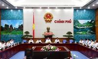 Premierminister fordert stärkere Verwaltungsreform im Umweltbereich