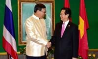 Intensivierung der strategischen Partnerschaft zwischen Vietnam und Thailand