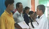 Ethnische Minderheiten im Mekong-Delta bekommen Unterstützung durch staatliche Landzuteilung