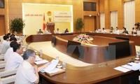 Justizausschuss des Parlaments tagt in Hanoi