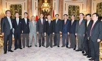 Japanische Öffentlichkeit schätzt den Besuch des KPV-Generalsekretärs positiv ein