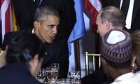 Russland und die USA haben viele ähnliche Meinungen über die Lage in der Ukraine und im Nahen Osten