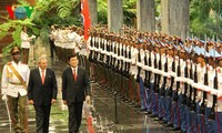 Die besondere Beziehung zwischen Vietnam und Kuba entwickelt sich in allen Bereichen