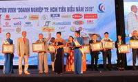 Ho Chi Minh Stadt ehrt 100 herausragende Unternehmen