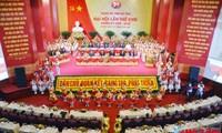 Parteivertreter nehmen an Sitzung der Parteiorganisation der Provinz Ha Tinh teil