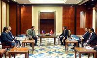 Staatspräsident trifft Vorsitzenden der philippinisch-vietnamesischen Freundschaftsgesellschaft