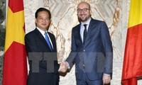 Vietnam-Belgien-Beziehungen entwickeln sich derzeit gut