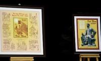 Herausgabe der Briefmarkensammlung zum 250. Geburtstag Nguyen Dus
