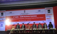 Vietnam nimmt an der Zusammenarbeitskonferenz zwischen Indien und CLMV-Ländern teil