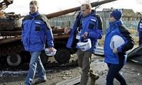 Schüsse auf OSZE-Beobachter in der Ostukraine
