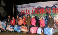 VOV5 bringt dem Grenzgebiet Cao Bang den warmen Frühling