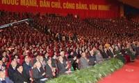 KPV bekommt zum 12. Parteitag 235 Glückwunschtelegramme