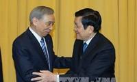 Den Unternehmen der japanischen Provinz Gunma wird es ermöglicht, in Vietnam zu investieren