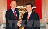 Vietnam ist ein Vorbild für die Entwicklung