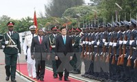 Gemeinsame Erklärung Vietnam-Mosambik