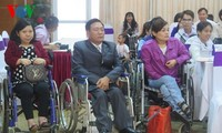 Förderung der Rechte der Menschen mit Behinderungen
