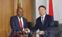 3. Sitzung der gemeinsamen Handelskommission zwischen Vietnam und Südafrika
