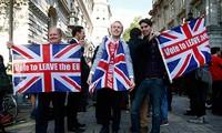 Spitzenpolitiker vieler Länder reagieren auf den EU-Austritt Großbritanniens