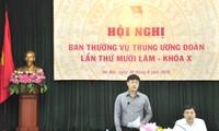 Jugendverband setzt sich für das Lernen und Arbeiten nach dem Vorbild Ho Chi Minhs ein
