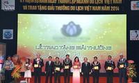 Ehrung der führenden Reisefirmen Vietnams