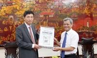Provinz Bac Ninh bietet den ausländischen Unternehmen beste Bedingungen an