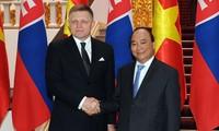 Gemeinsame Eklärung Vietnam – Slowakei
