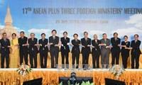 ASEAN+3 bemüht sich um ein neues Niveau der Zusammenarbeit