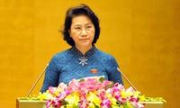 Die erste Sitzung des Parlaments der 14. Legislaturperiode hat die geplanten Ziele erreicht