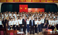 Chance für Vietnamesen, in Deutschland zu arbeiten