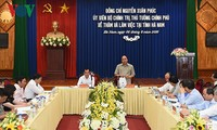 Premierminister Nguyen Xuan Phuc: Provinz Ha Nam soll die Verstädterung verstärken