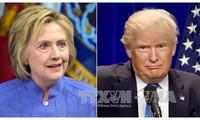 US-Wahlen: Donald Trump verkleinert Abstand zu Hillary Clinton