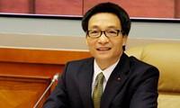 Vize-Premierminister Vu Duc Dam überprüft die Garatie der Lebensmittelsicherheit in Bac Ninh
