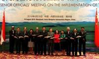 Einigung auf einen gesetzlichen Rahmen in der Ostmeer-Frage