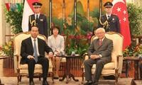 Die strategische Partnerschaft zwischen Singapur und Vietnam auf ein neues Niveau bringen
