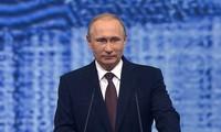 Das Fernost-Gebiet im Wirtschafts- und Gesellschaftszentrum entwickeln, ist Priorität Russlands